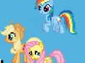 Friendship is Magic - super pinkie verden